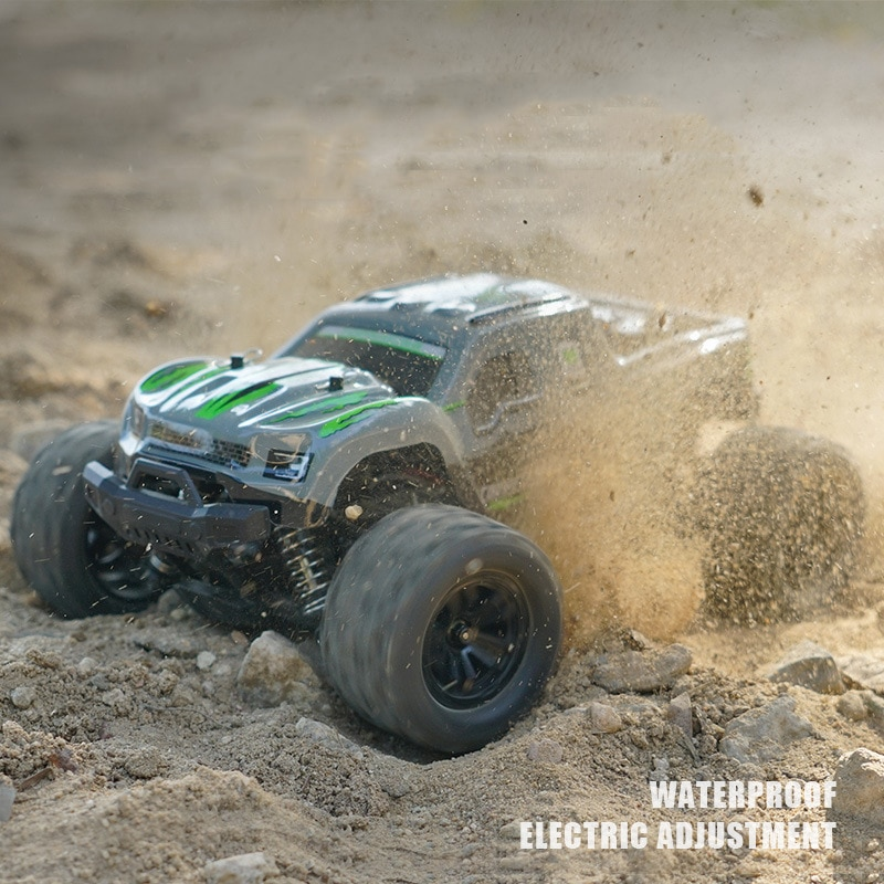 JTY Toys RC Truck Bigfoot Monster 50km/h High Speed Remote Control Trucks Crawler Climbing Off-Road Truggy For Children Adults enlarge