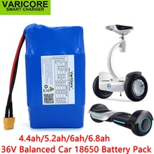 36V 4.4Ah 5.2Ah 6Ah 6.8Ah haute capacité 2 roues scooter électrique auto équilibrage batterie au lithium pour auto-équilibrage sadapte