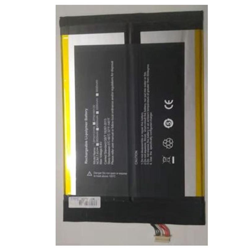 Batterie für ALLDOCUBE Cube Knote X Tablet PC Kubi KnoteX Neue Li-Po Wiederaufladbare Ersatz i1302-2871185-2s 7,6 V 5500mAh