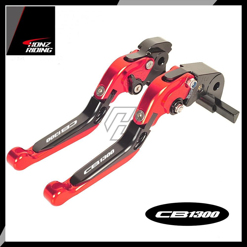 Para Honda CB1300 CB 1300, 2008-2012 de la motocicleta plegable embrague de palanca de freno