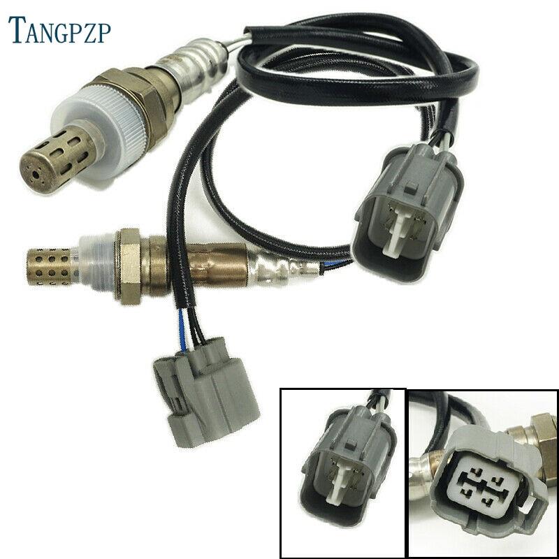 234-4099 234-4621 2 Pcs O2 Upstream & Downstream Air Fuel Ratio Oxygen Sensor for Acura TSX 2.4L