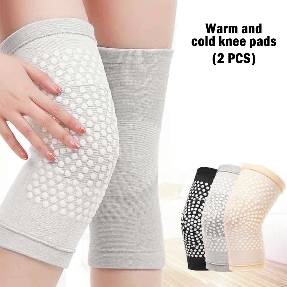 AliExpress - 2PCS Self Heating Support Knee Pad Knee Brace Warm for Arthritis Joint Pain Relief Injury Recovery Belt Knee Massager Leg Warmer