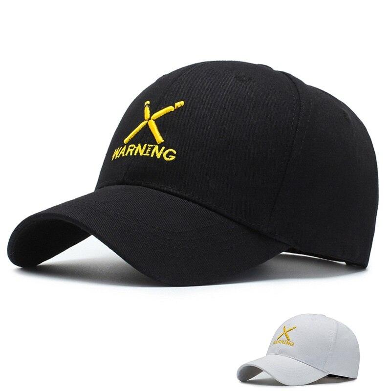Gorras de béisbol para hombre y mujer gorras ajustables Snapback visera de papá sombrero de ocio bordado moda gorras con diseño al aire libre