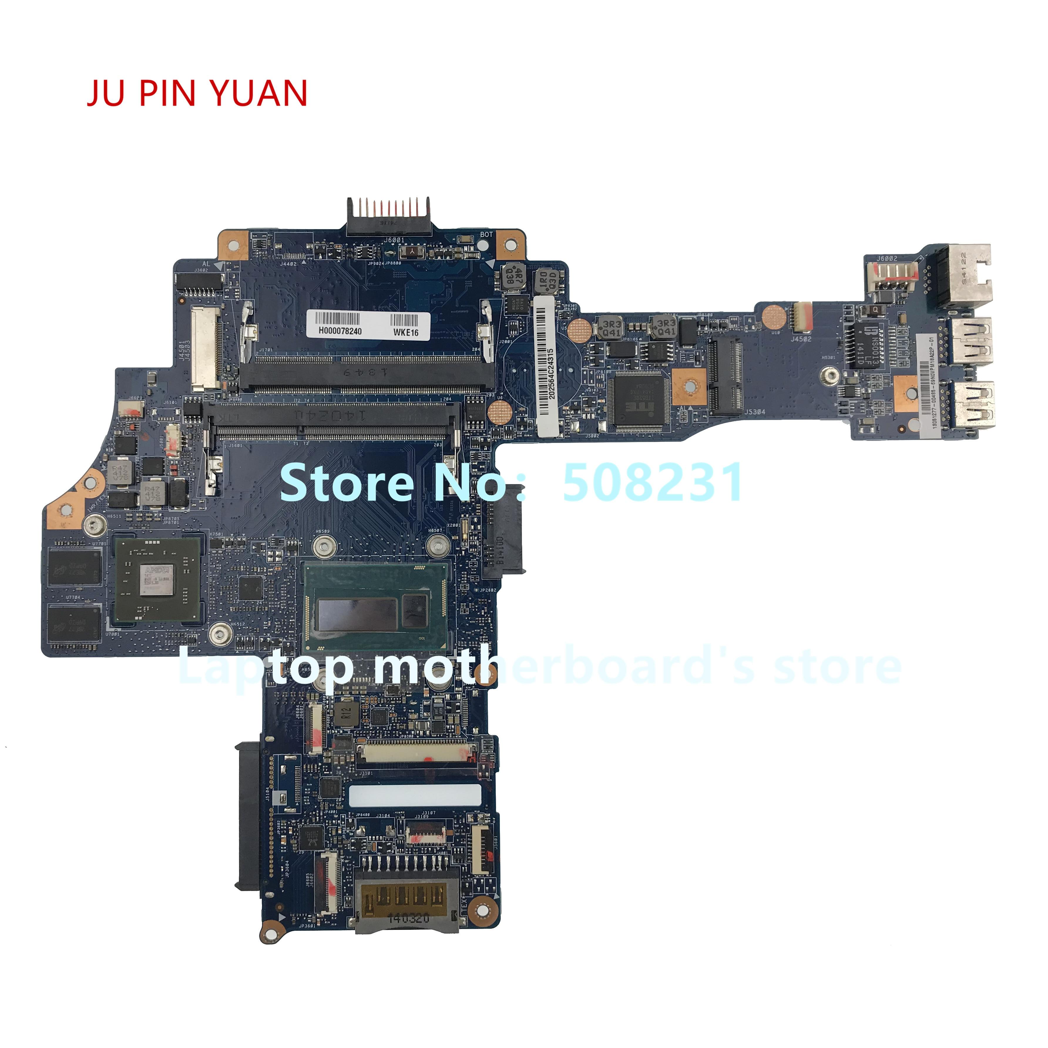 Placa Base H000078240 Toshiba Satellite E45T-B4200 Para Ordenador Portátil Con I5-4200U CPU...