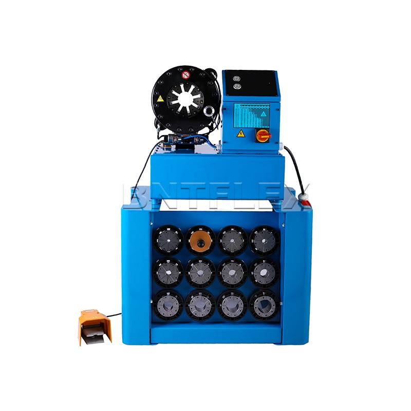 2020 buena calidad. BNTP32, crimpadora de manguera hidráulica, proveedor de máquina de prensado de manguera