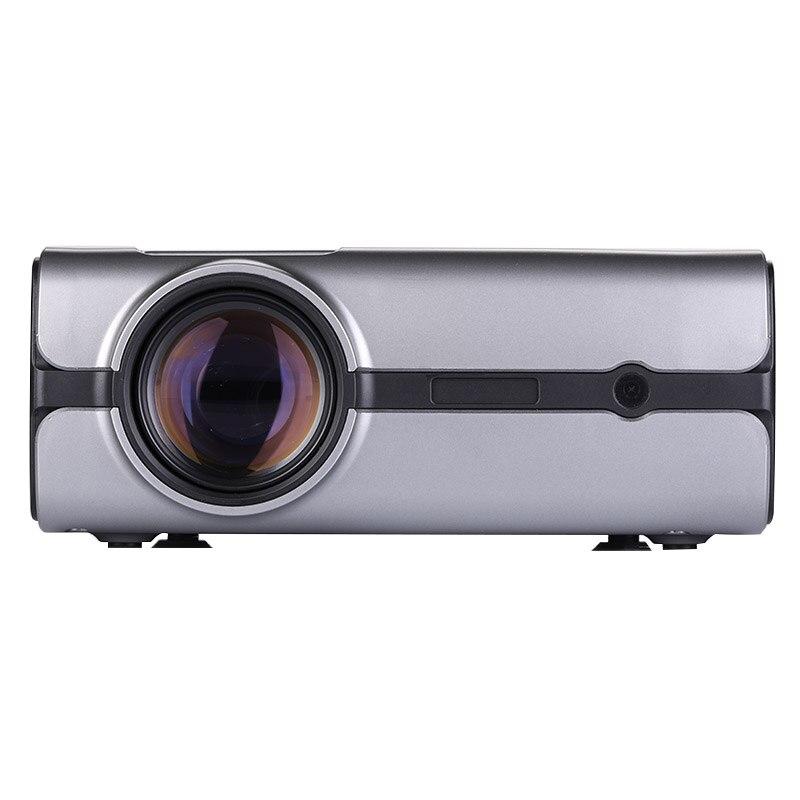 4K WiFi 1080P HD LED اتصال لاسلكي ذكي جهاز عرض مسرحي منزلي أندرويد 6.0 DU55
