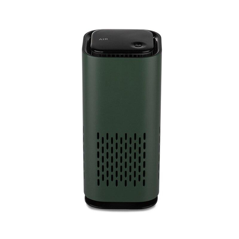 Автомобильный USB-очиститель воздуха, автомобильный очиститель воздуха в дополнение к формальдегиду-дыму для автомобиля, дома и офиса