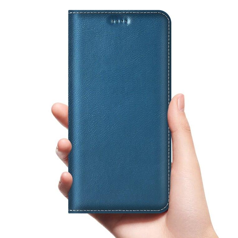 Babylon Genuine Leather Flip Case For LG K4 K8 K9 K10 K11 K12 K20 K30 K40 K40S K50S X Power 2 3 2017 2018 2019 Cell Phone Cover