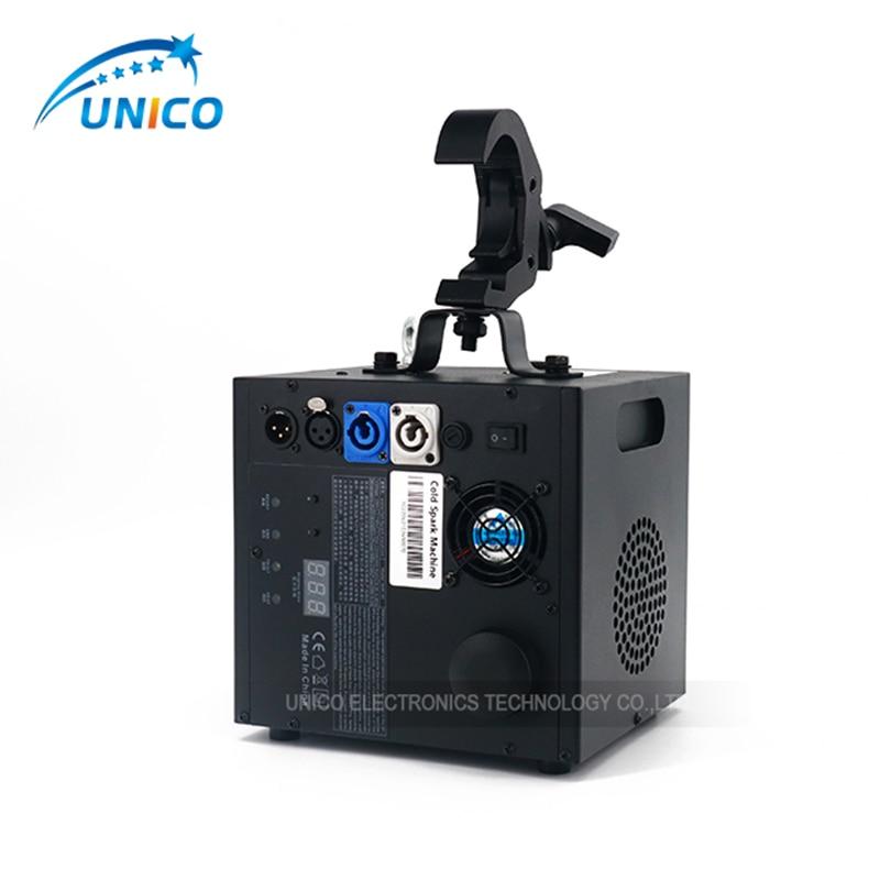 Dj Cold Spark Machine 600w горячая Распродажа Dmx Remote холодные Салюты Свадебные фотоаппараты