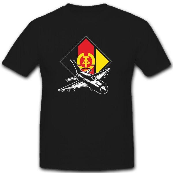 Hot Sell 2019 Fashion NVA Plane Mikoyan Gurevich Mig DDR Jet Ostalgie - T Shirt O-Neck T Shirt
