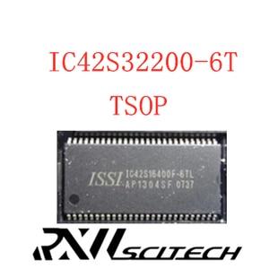 100% новый памяти гранулы IC42S32200-6T тсоп флэш-памяти DDR SDRAM (синхронное динамическое ОЗУ маршрутизации обновить память обеспечивает BOM распределения