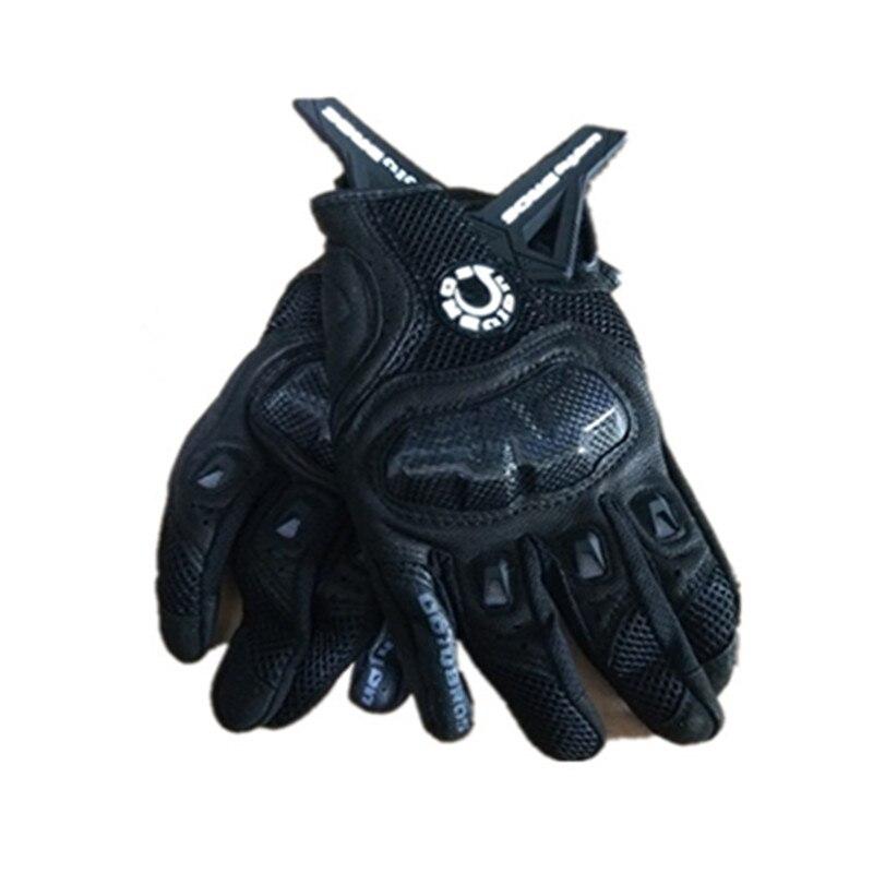 Guantes de ciclismo todo terreno de motocicleta transpirables calientes de verano, guantes todoterreno de ciclismo para hombres, guantes RS 391