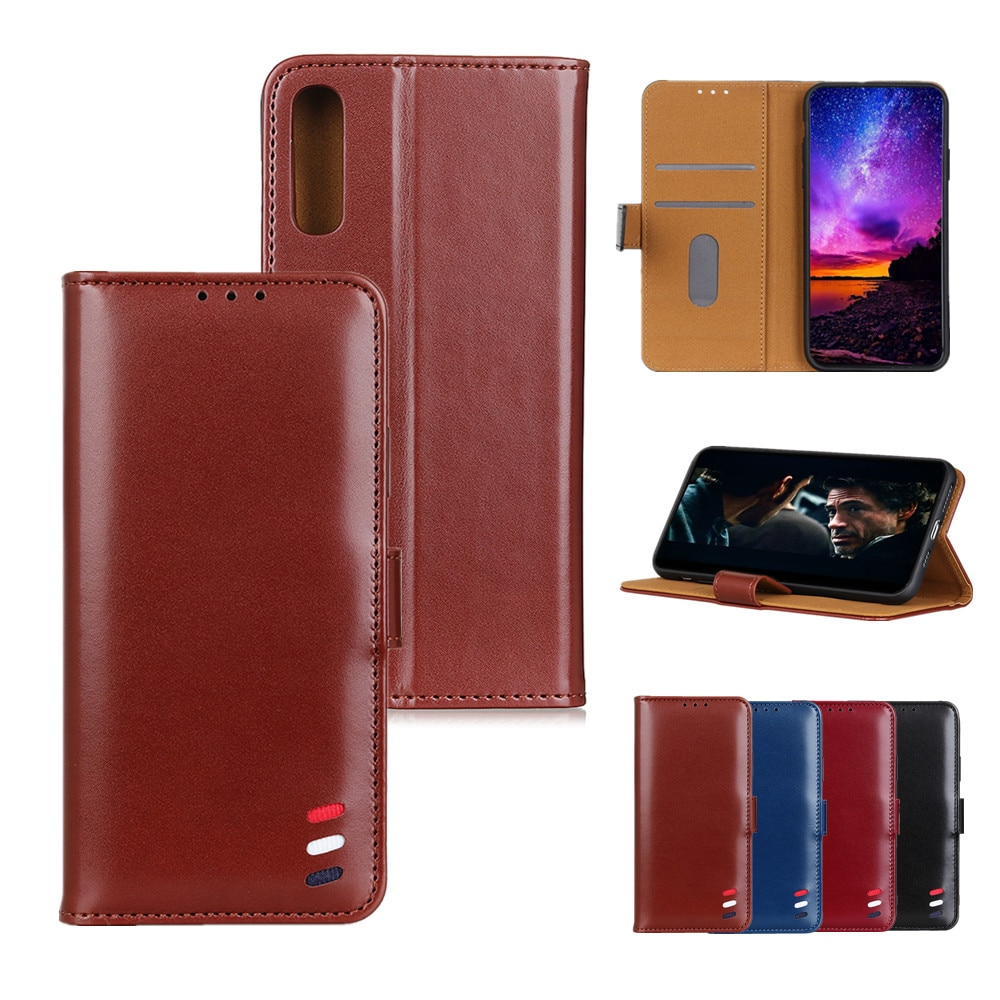 Shockproof Case for Sony Xperia 1 5 10 iii ACE ii 8 Lite L4 SO-41A Coque Flip Wallet Leather Bracket Full Protection Cover Etui