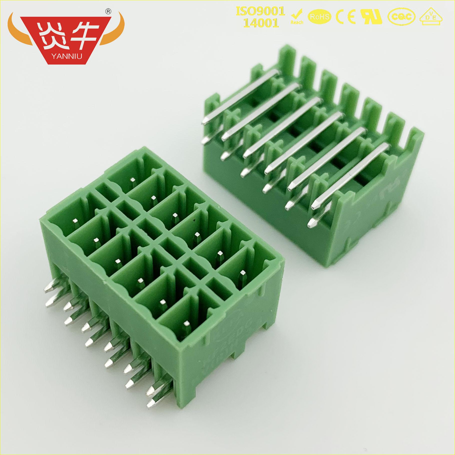 KF2EDGKRH 3.5 2P ~ 12P PCB PLUG-IN TEMINAL BLOCKS 15EDGRHB 3.5mm 4PIN ~ 24PIN MCDN 1,5/ 2-G1-3,5 P26THR 1953716 PHOENIX DEGSON