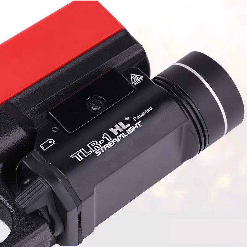 Mini Black Flashlight 1000 Lumens Flash Light Self Defense Rechargeable Portable Aluminum Alloy Linterna Daily Supplies EB50SD enlarge