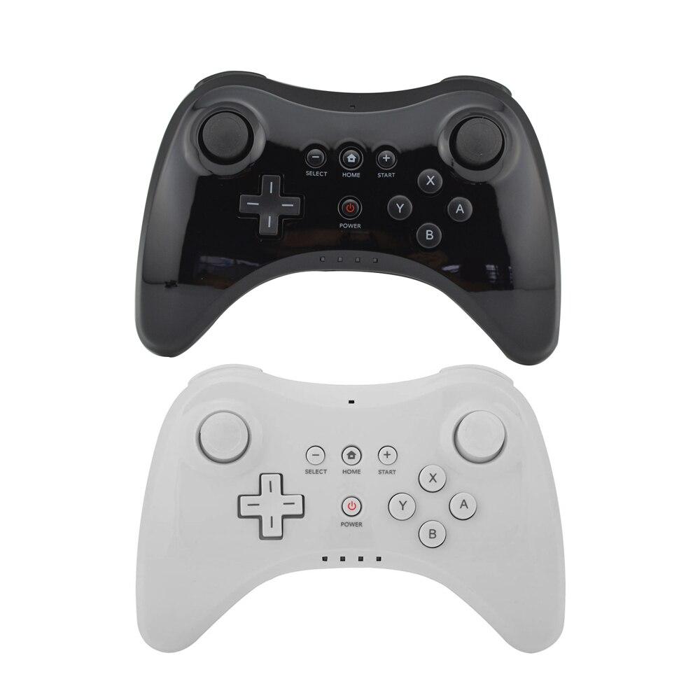 10 قطعة عالية الجودة تحكم عن بعد لوحة ألعاب لاسلكية عصا التحكم في اللعبة ل W-i-i-U برو مع كابل يو اس بي