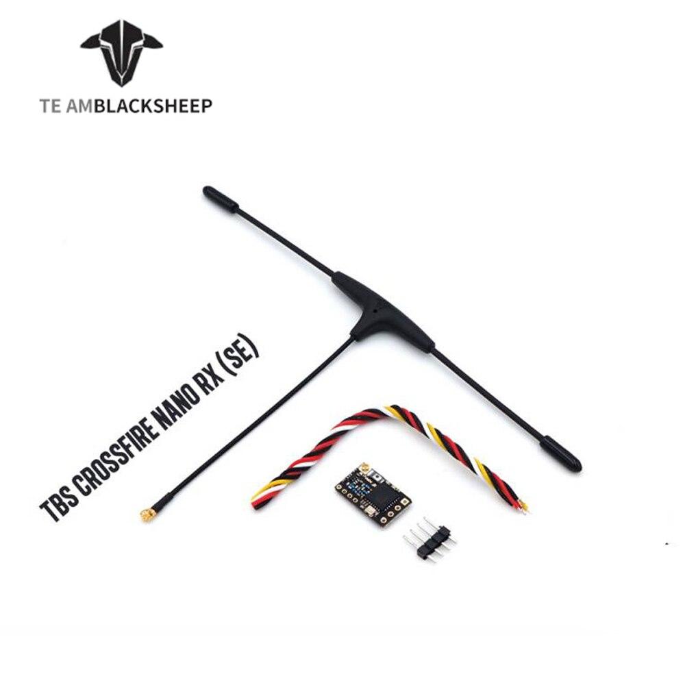 جهاز استقبال TBS Crossfire Nano RX SE ، هوائي T V2 Immortal RX CRSF 915 / 868Mhz ، نظام راديو بعيد المدى RC