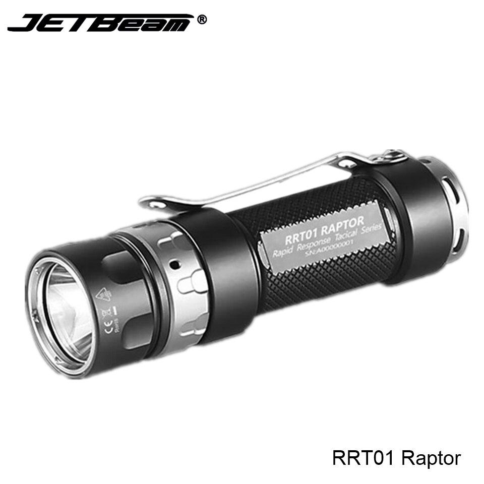 jetfeixe rrt01 lanterna tatica edc de longa distancia tocha com carregamento micro