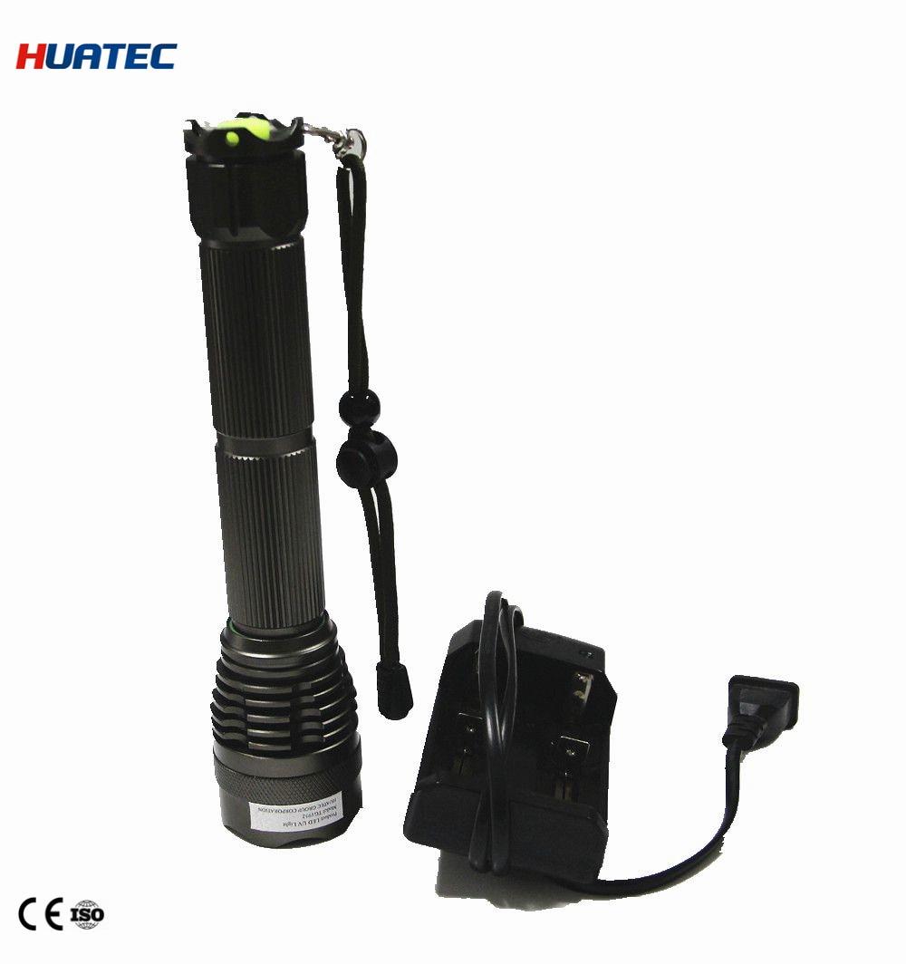 DG-3W Handheld Ultraviolet LED UV Torch Light enlarge