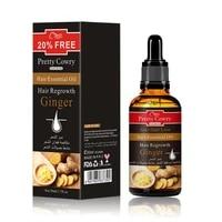 effectivehair growth oil series gingerginsenggarlic nourishing scalp improve hair quality anti hair lose essential oil