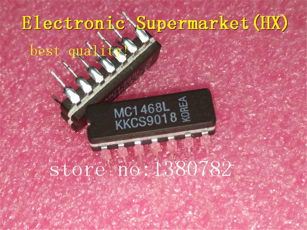 Free Shipping 10pcs/lots MC1468L MC1468 CDIP-14 IC In stock!