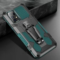 for samsung s21 ultra note 20 10 plus s20 fe case shockproof armor stand cover samsung a52 a72 a51 a71 a50 a70 a41 a12 a21s case
