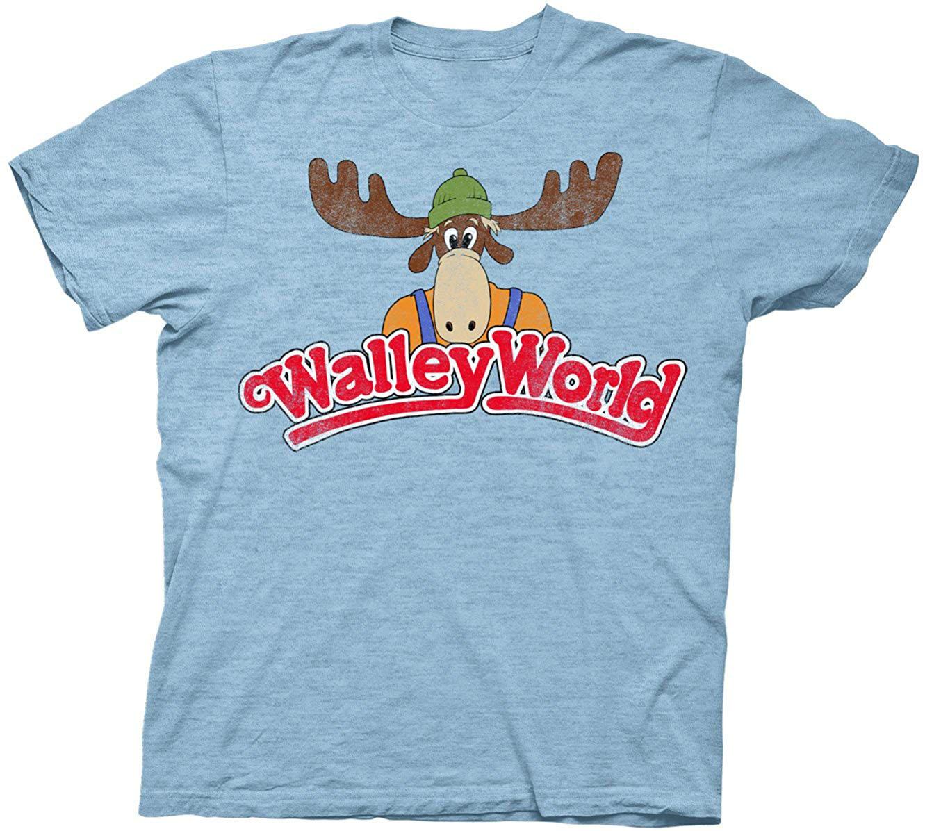 Camiseta nacional Lampoons Vacation Wally World para adultos, camiseta para hombres y mujeres, camiseta con pantalla personalizada impresa