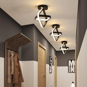 Modern led Ceiling+light living room Bedroom Lustre Avize Home ceiling lamp for Corridor aisle entrance Corridor