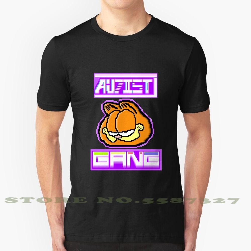 El oficial no Png Autistgang™Merch gráfico personalizado divertido gran oferta camiseta Garfield autismo Gang Autistgang