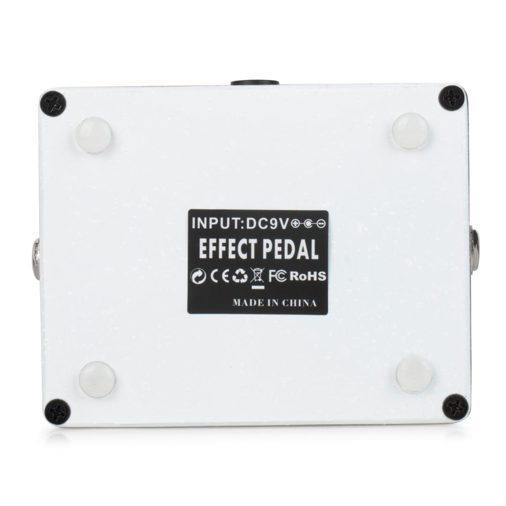 Electric Guitar Pedal Caline Chorus Pedal Guitar Kit Music Instruments Sound Mixer Dcp-03 Devilfish Chorus Delay Effect Pedal enlarge