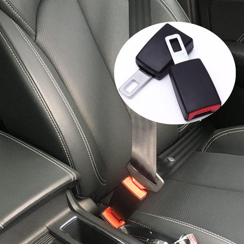 Clip para cinturón de seguridad de coche extensor para kia sportage 2017 toyota chr skoda octavia suzuki jimny mitsubishi lancer subaru xv