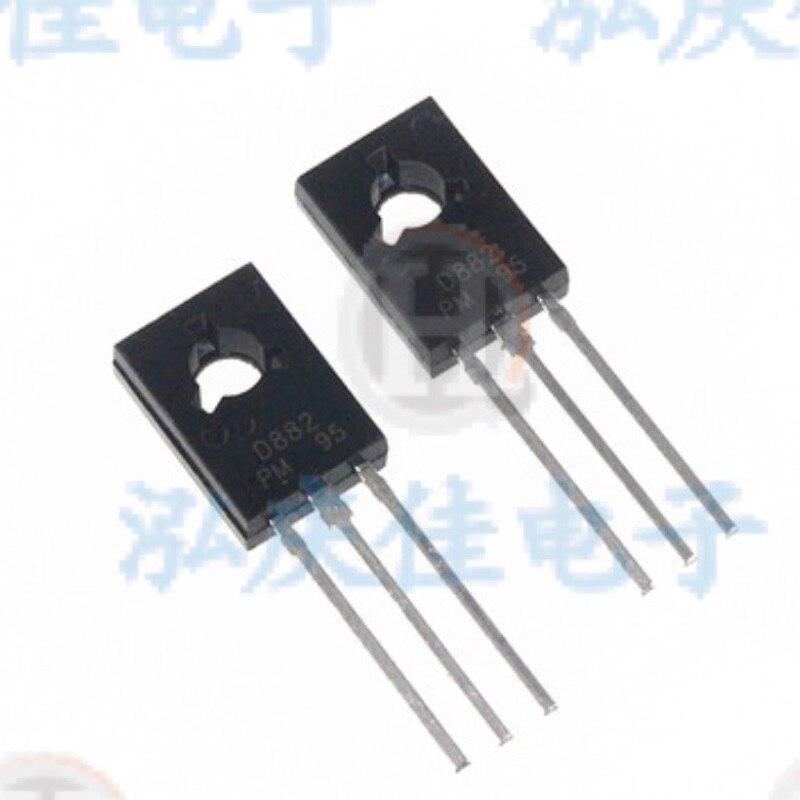 B882 TO126 2SB882 To-126 3A/40V NPN транзисторный Триод 100% новый 20 шт. IC