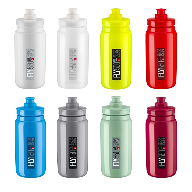 2020 NEW Ultra light Bicycle Water Bottle Elite Team Edition Sports Kettle MTB Cycling Bike Road Racing Bottle 550ML
