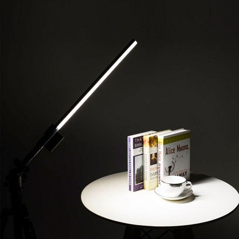 YONGNUO YN360 III YN360III Handheld LED Video Light Touch Adjusting Bi-colo 3200k-5500k RGB Color with Remote Control enlarge