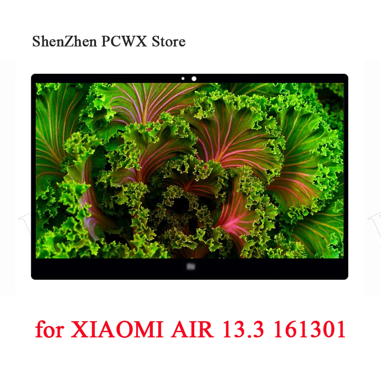 Montaje de pantalla NV133FHM-N52 para XIAOMI AIR 13,3 161301 Laptop LCD Panel de visualización LED IPS 72% FHD 1920*1080 IPS 30 pines 100% prueba