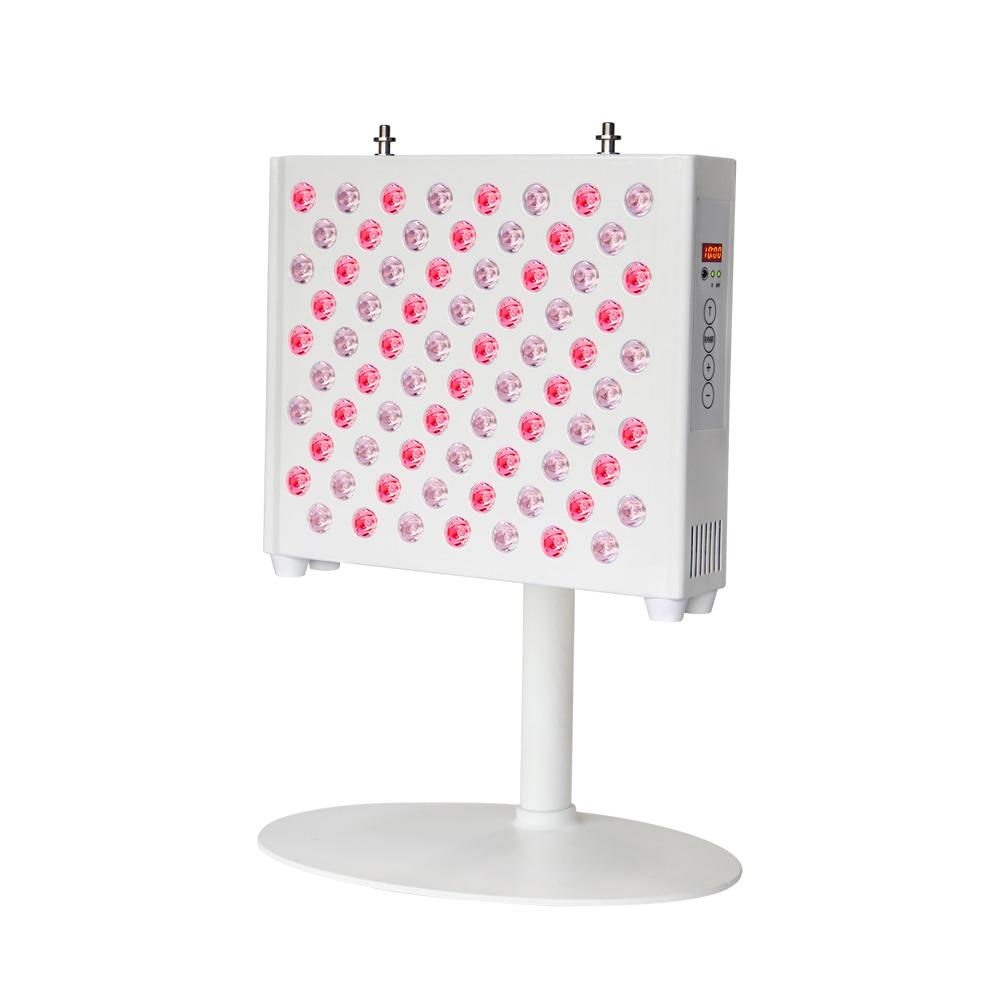 TL100 PLUS مكافحة الشيخوخة 660nm 850nm العلاج بالضوء الأحمر LED للأشعة تحت الحمراء كامل الجسم إضاءة علاجية الجلد وتخفيف الألم