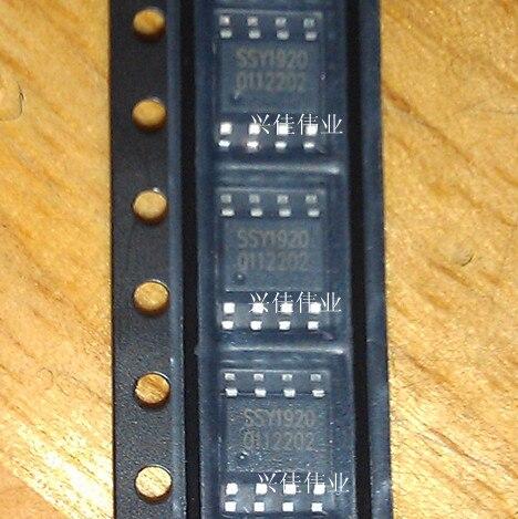 5 PÇS/LOTE SSY1920 SSY1920MTR SOP-8 chip de gerenciamento de energia Em Estoque NOVO IC originais