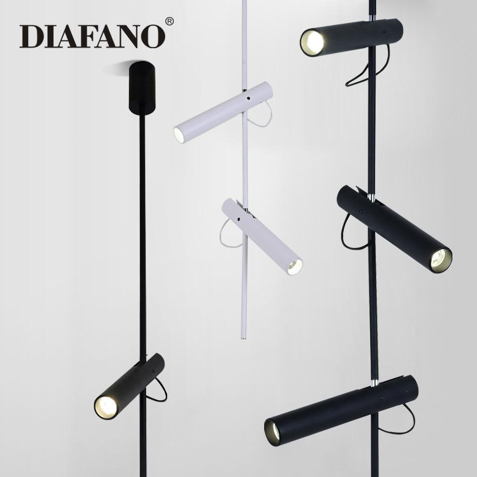 LED الأضواء 10W قابل للتعديل أضواء مصابيح forWashbasin السرير الفن معرض الصورة تظهر استبدال الهالوجين مصابيح AC90-260V