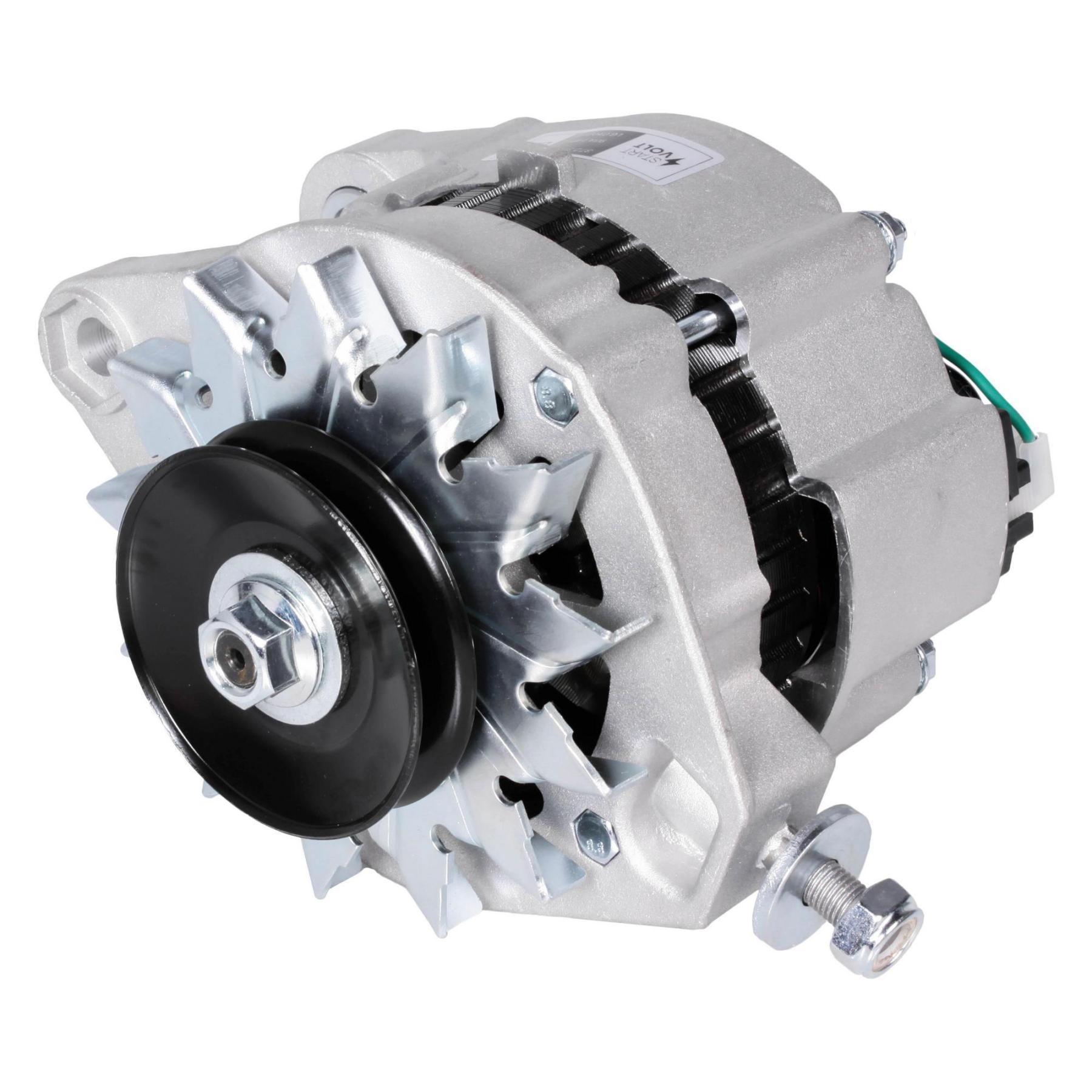 Генератор для автомобилей Лада 2104 2107 95А STARTVOLT LG 0107|Альтернаторы и генераторы| |