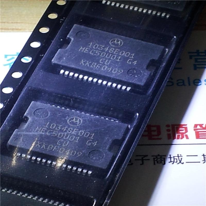 5 PÇS/LOTE 1034SE001 MEC50U01 unidade chip HSSOP36 injector De Combustível Para Ford Mondeo Carro computador de bordo corpo Do Carro Reparação