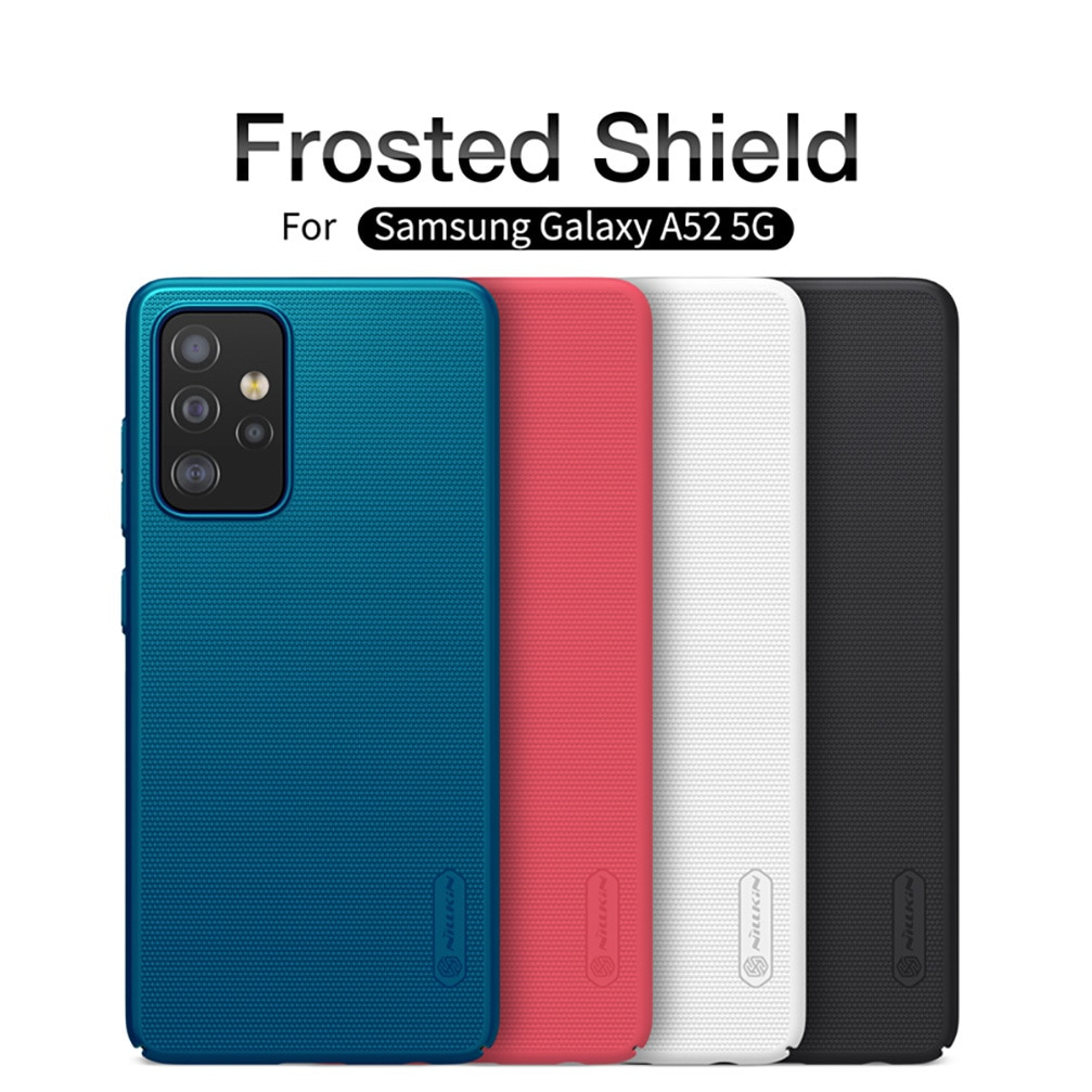 For Samsung Galaxy A52 5G Protector Case Nillkin Super Frosted Shield Hard PC Back Cover Case For Samsung Galaxy A52 4G Cover enlarge