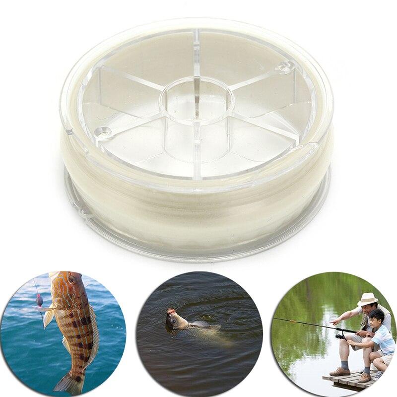 1 unidad de 10mm 20m PVA rollo de cinta de disolución rápida cebo de pesca de carpa aparejos de pesca accesorios de pesca de mar agua de disolución red de malla