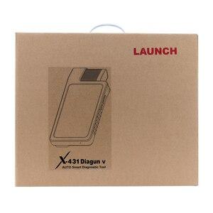 Image 5 - Старт X431 Diagun V OBD2/EOBD (система бортовой диагностики диагностический инструмент полный системы 2 года бесплатного обновления автомобильный сканер адаптер для розеток европейского стандарта X 431 Diagun 5