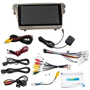Android 10.1 Car DVD Player Radio GPS Navi Wifi Stereo For Toyota VIOS Yaris 2007-2018