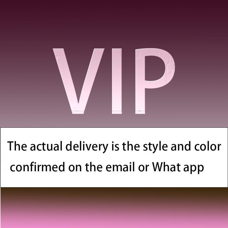 Ссылка VIP. Фактическая доставка-стиль и цвет подтверждены на электронной почте или в каком приложении