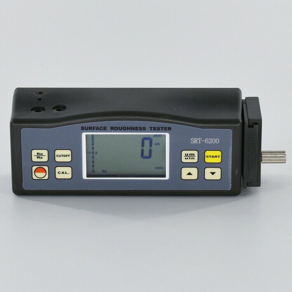 اختبار خشونة SRT-6200 آلة اختبار السطح مقياس احترافي Ra Rz Rq Rt