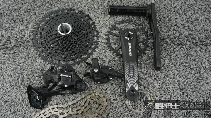 SRAM SX EAGLE 1x12 11-50T 12 speed Groupset Kit DUB Trigger Shifter Derailleur Chain Crankset with PG1210 Cassette