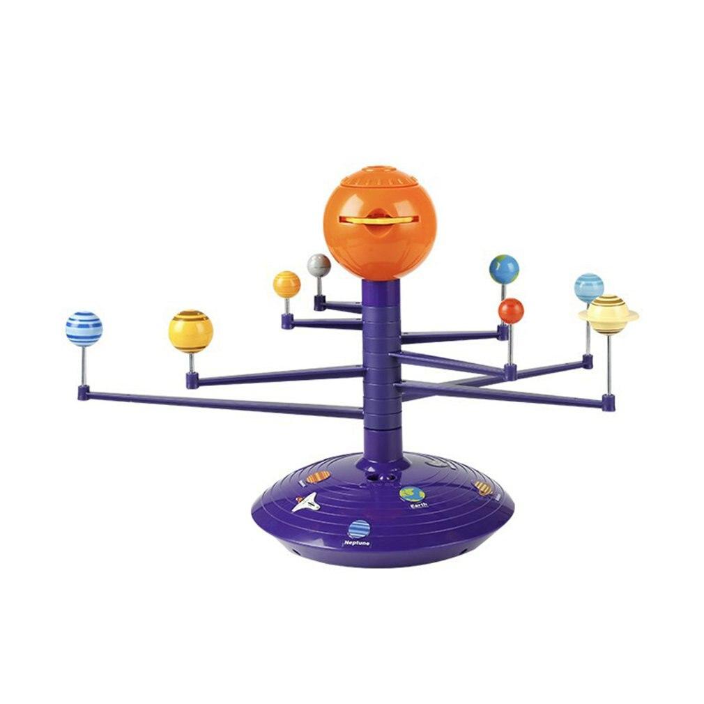 Проекционные Лампы, ночники, Звездный проектор, планетарные проекционные лампы для малышей, детский подарок на день рождения, обучающие игр...