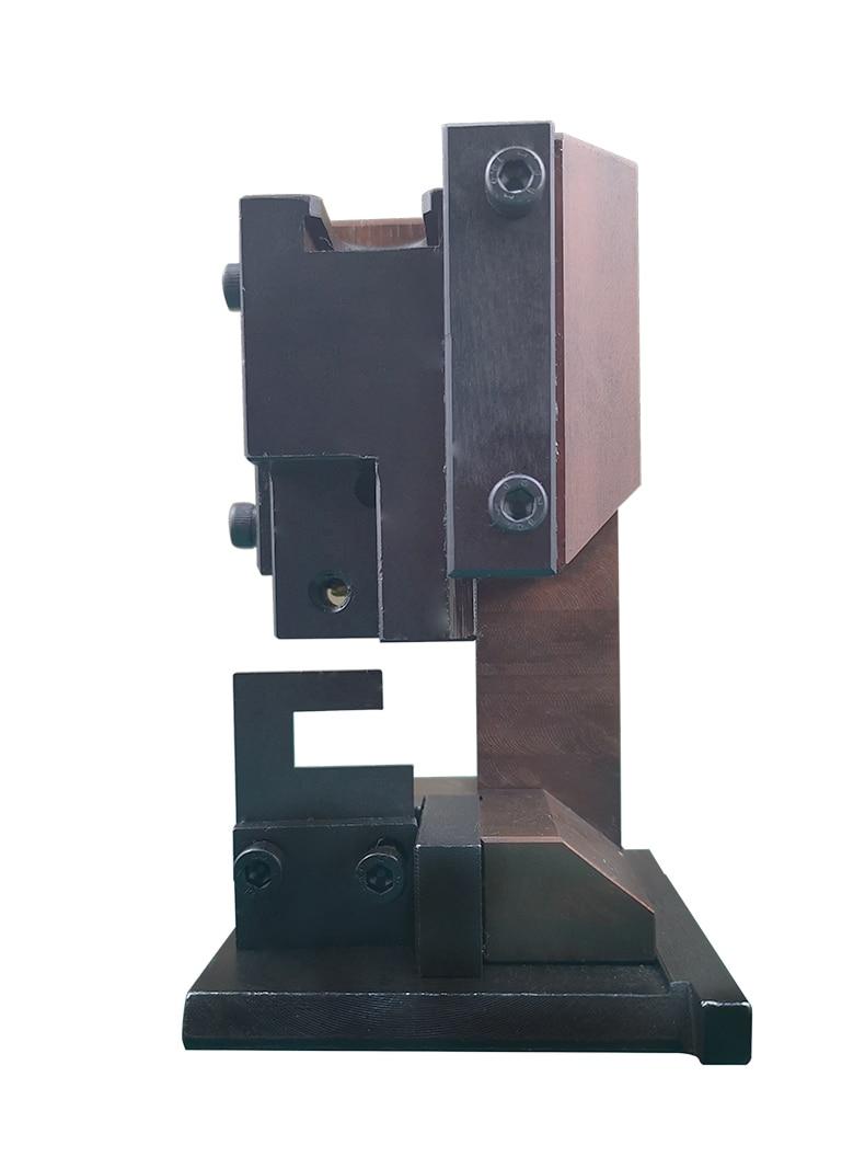 Terminal Crimper Vertical horizontal single grain mold for terminal crimping machine enlarge