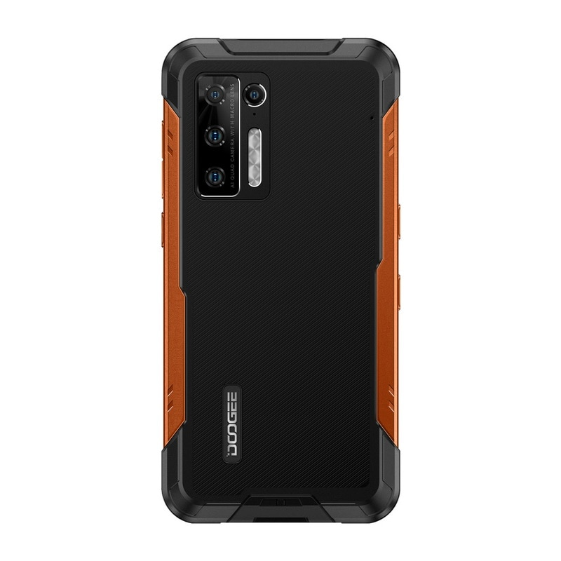Original Global Version DOOGEE S97 Pro Smartphone 8GB+128GB Helio G95 48 Million Pixels 8500mAh 33W Fast Charge 6.5'' Screen enlarge